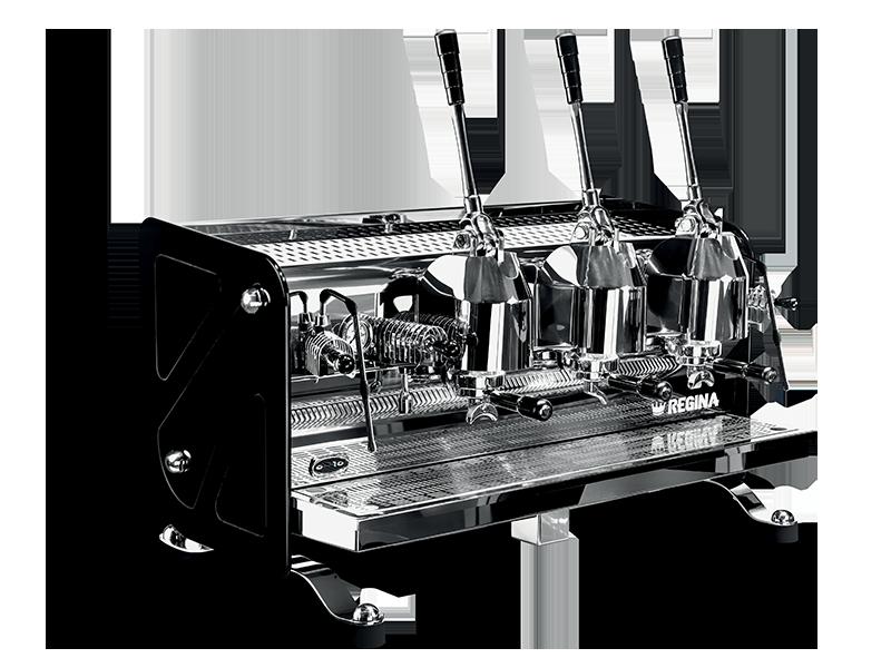 Regina, macchina per espresso, caffè superiore